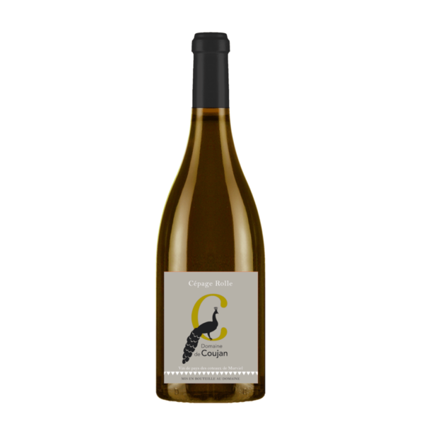 Chateau Coujan Cepage Rolle | vermentino | The french wine project